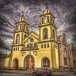 hdrart hdr ecuador photography colorful architecture