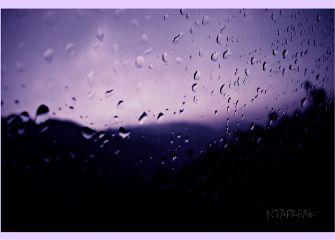 lights photography nature rain wappurple