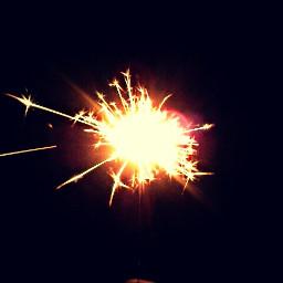 fireworks hdr color