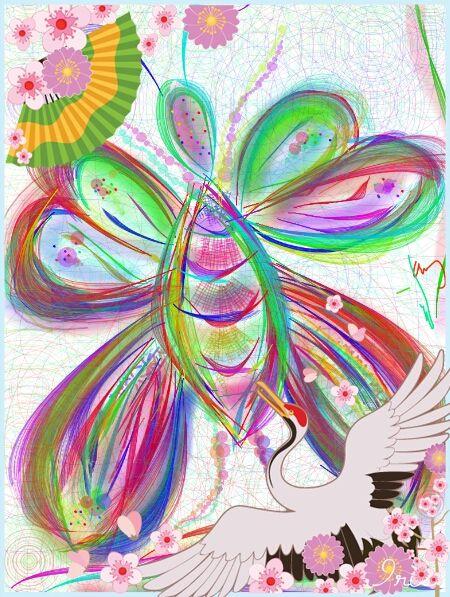 pencil art dcbutterfly