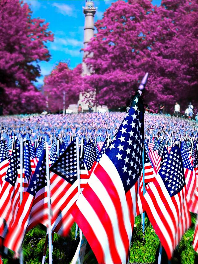 Memorial Day, Boston Common