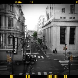 philadelphia photography city black & white 92