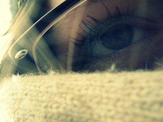 old photo eye